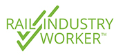 Rail Industry Worker logo